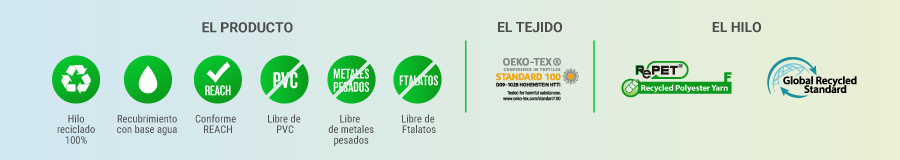 Especificaciones green Samba FR